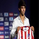Joao Felix: Me, to Spurs? Right now that's impossible but I don't know, maybe one day