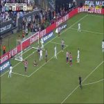 Real Madrid [3]-7 Atlético Madrid - Javi 89'