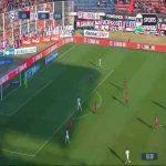 San Lorenzo 1-[1] Godoy Cruz - Tomás Badaloni 52' - Superliga Argentina