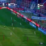San Lorenzo [2]-2 Godoy Cruz - Gino Peruzzi 72' - Superliga Argentina