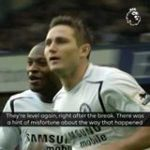 The classic Frank Lampard goal 😍  Chelsea Football Club GoalOfTheDay
