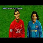 Messi/Ronaldo Rivalry (2007/2009)