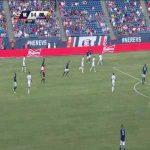 New England [4]-0 Orlando - Diego Fagundez 75'