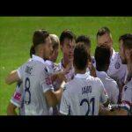 Varaždin 0-[1] Hajduk Split - Ivan Dolček 49'