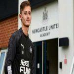 Newcastle sign former Chelsea midfielder Kyle Scott