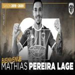 OFFICIAL: SCO Angers sign Mathias Pereira Lage from Clermont