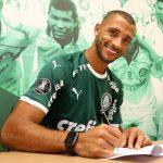 Palmeiras sign Vitor Hugo from Fiorentina