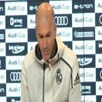 "Zinedine Zidane: ""If Bale wants to play golf, I can't stop him"""