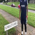 Birmingham City loanee Moha Ramos takes a tour of the local area