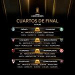 Copa Libertadores Quarterfinals dates confirmed