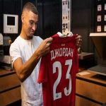 "Michael Yohkin: ""Henrik Larsson's son was born a week after Michael Jordan won his 5th NBA championship title. That's why the boy was named Jordan. Now, after signing for Spartak Moscow, Jordan Larsson will play in red-and-white with the number 23 on his back. Good luck with that!"""
