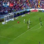Querétaro [1] - 0 Cruz Azul - Luis Romo 18'