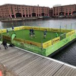 Everton's new stadium on the docks is already looking quality!