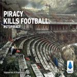"Juventus Official Twitter: ""Piracy kills Football. #Stopiracy @SerieA"""