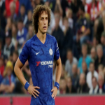 Frank Lampard decided Luiz should train away from the rest of his Chelsea players at Cobham, following a week in which the Brazilian is believed to have become a disruptive influence