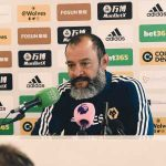 "Nuno Espirito: ""It's a challenge for us, we have to embrace it, I'm not worried, we are ready."""