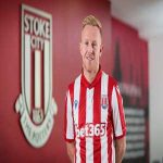 Stoke City sign Mark Duffy on loan from Sheffield United