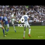 20 year old Jonas Wind continues his goal scoring form for FC Copenhagen with 2 goals against Lyngby today.