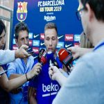 "Arthur Melo: ""This is going to be a long season, but a good one. This year, I think I am more mature and better adapted."""