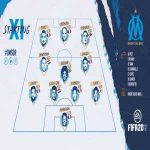 Olympique Marseille highly rated wonderkid Isaac Lihadji on bench vs Reims