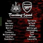 Mustafi has not traveled with the Arsenal squad to Newcastle.