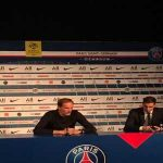 """Tuchel during press conference: """" we're missing Neymar on the pitch, our challenge is to find solutions, the public's reaction? I understand it, but he's still my player, I will stand for him."""""""