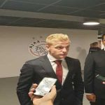 """Van De Beek: """"There are still conversations (with Real), I want it to be resolved as soon as possible."""""""