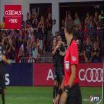 DC United 1-0 LA Galaxy - Paul Arriola 28'