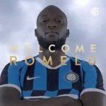 Romelu Lukaku announcement video at Inter