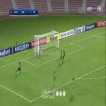 Zob Ahan (Iran) 1 - [3] Al-Ittihad (KSA) — Romarinho 64' — Asian Champions League (Round of 16 — Aggregate 2 - [5])