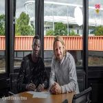 VfB Stuttgart sign Silas Wamangituka from Paris FC on a 5 year contract