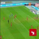 Stephan El Shaarawy 1st goal for Shanghai Shenhua vs Tianjin Tianhai