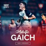 [VarskySports] In the next few hours, San Lorenzo will receive a formal offer from Betis for Adolfo Gaich: 12 million dollars clean.