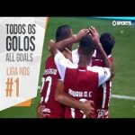 All goals - Portuguese league 2019/2020 - week 1