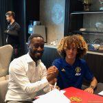 Hannibal Mejbri signed for Manchester United