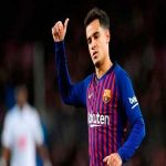 [Roge] Coutinho Will Not Play For Barcelona against Bilbao to complete his move to Bayern Munich