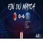 Women's Cup: PSG beats Milan 6-0