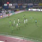 Issac Cuenca (Sagan Tosu) 2nd goal vs Shonan Bellmare
