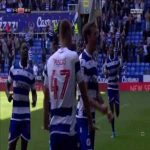 Reading 2 - 0 Cardiff (George Puscas)