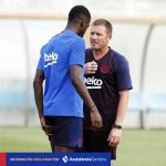 Dembelé injured, will be out 5 weeks