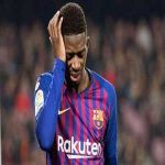 "Javi Miguel: ""Dembele went to Senegal believing that he only had some discomfort. He said nothing to the doctors and started training with everyone. After 20 minutes he had to stop because of the pain."""