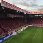 "Union Berlin lost their first Bundesliga game ever 4-0 at home vs. Rasenballsport Leipzig. That didn't prevent their fans from singing for their team minutes after the final whistle. ""Our love, our team, our pride, our club, Union Berlin!"" (video)"