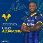 Hellas Verona sign Italian U21 International Claud Adjapong from Sassuolo on loan with an option to buy