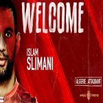 OFFICIAL: AS Monaco sign Slimani on loan