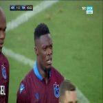 AEK Athens 1-[2] Trabzonspor - Caleb Ekuban 44'