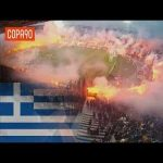 "Copa90 video on Greek fans: ""Are these the most intimidating fans in football?"""
