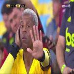 Flamengo fan re-creates VAR routine