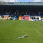 Bury FC have until 23:59 today to avoid becoming the first club expelled by the English Football League since 1919