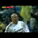 Ronaldo Phenomenon Amazing Skills Show ● Real Madrid 2002 - 2007