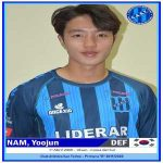 Argentine third division club San Telmo sign 19-year-old youth Korean international Yoo Jun Nam